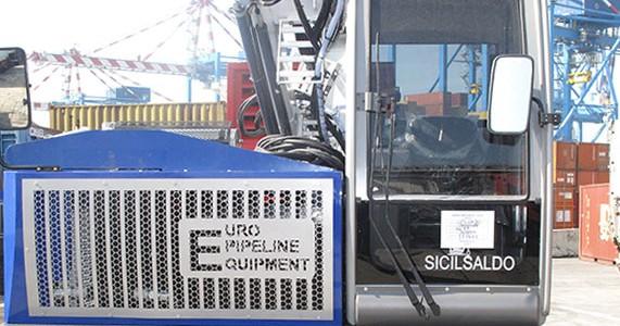 Trasporti - Container - Bulldozer - Water - Kuwait - RoRo