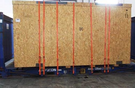 Trasporti - Software - Shipping - Container - Energy - Storage - Mexico