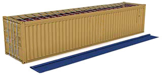 Dimensioni Container 40_OpenTop