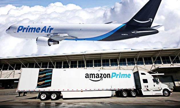 Cargomar Amazon Forwarders